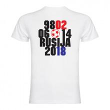 Majica Rusija
