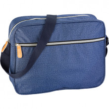Denim look bag
