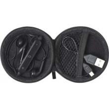 Pouch earphones