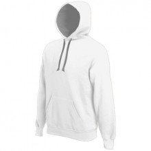 Contrast hooded