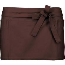 Cotton short apron